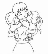 Coloring Pages Mother Mothers Sheets Printable Children Momjunction Happy Mamma Toddlers Kid Da Drawings Adult sketch template