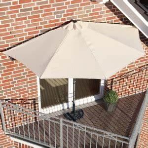 pureday sonnenschirm halbrund im test markisen testinfo With französischer balkon mit sonnenschirm terrasse test