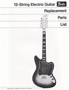 Fender 12