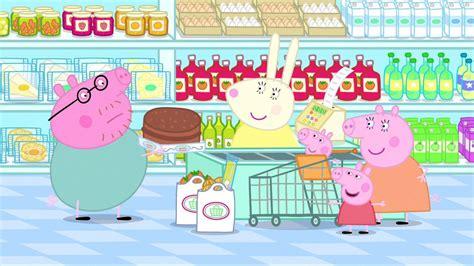 Peppa Pig Grocery Shopping Daddy Pig Starasbija
