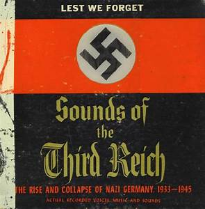 Sounds Of The Third Reich  Vinyl  Lp  Compilation