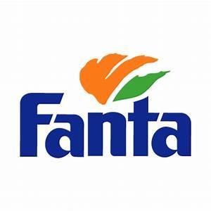 Fanta logos in vector format (EPS, AI, CDR, SVG) free download