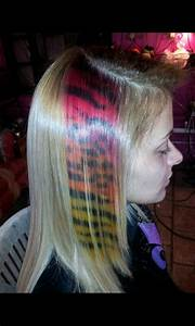 307 Best Images About Animal Print Hair On Pinterest