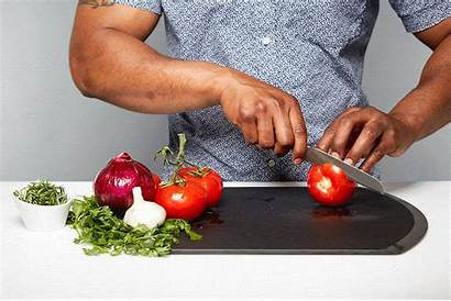 Clean Eating Knives Kitchen Tomato Gay Tips