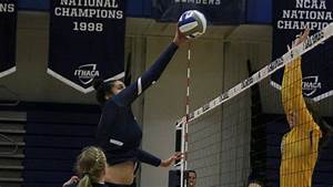 Volleyball sweeps SUNY Fredonia and Alfred University ...