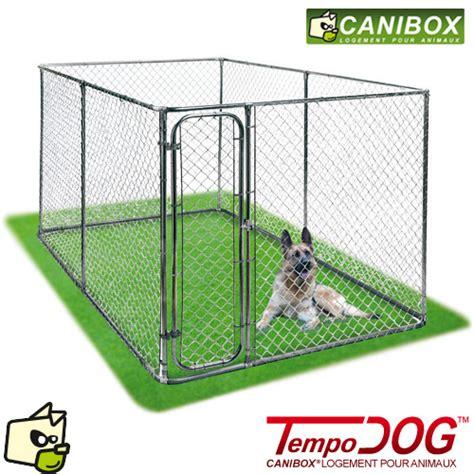 chenil parc grillage enclos pour chien pas cher