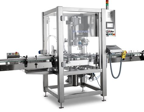Electronic capping machines   Machines   Rejves Machinery ...