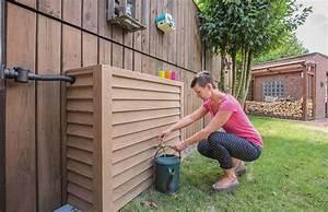 mit einem oberirdischen tank regenwasser sammeln und With garten planen mit regenwasser sammeln balkon