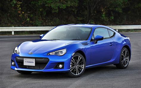 2015 Subaru Brz Turbo Cars