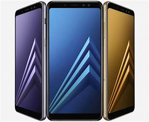 Samsung launches Galaxy A8 and A8+ phones with dual front ...