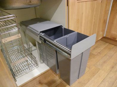 trash can kitchen sink new pull out kitchen waste bin sink cabinet 8584