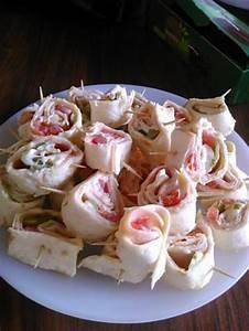 Recette Avec Tortillas Wraps : recette de wraps apero ~ Melissatoandfro.com Idées de Décoration