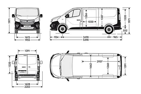 renault trafic dimensions renault master dimensions voiture galerie