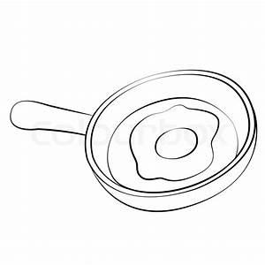 Frying Pan Drawing | www.pixshark.com - Images Galleries ...