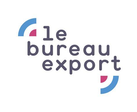 le bureau logo graphic charter le bureau export