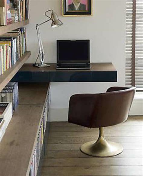 meuble bureau bibliotheque designs uniques de bureau suspendu archzine fr