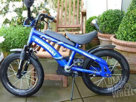 kinderfahrrad 12 zoll gebraucht kinderfahrrad 12 zoll kawasaki motorrad bild idee