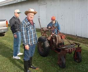 Speedex Tractor Information