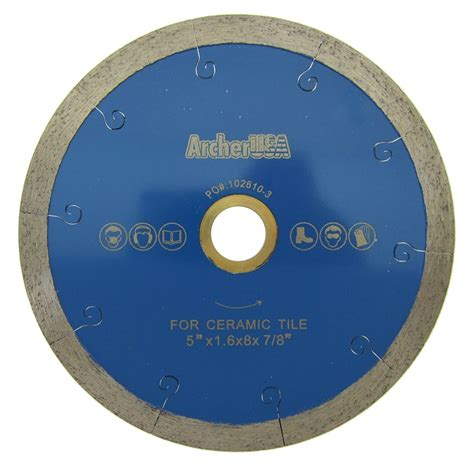 5 quot j slot tile saw blade porcelain tile cutting marble cutting