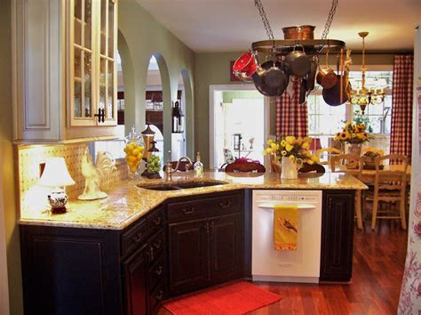 Savvy Southern Style : My French Country Inspired Kitchen
