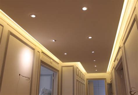 eclairage bureau plafond neptune led