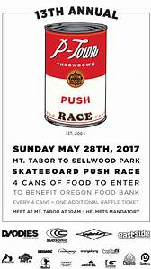 The 13th P-town Throwdown Push Race May 28  2017