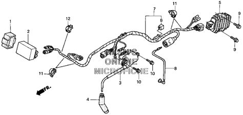 Neutral Wiring Diagram Atv by 400ex With Unknown Issue Honda Atv Forum