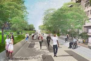University Promenade to Promote Campus Connectedness ...