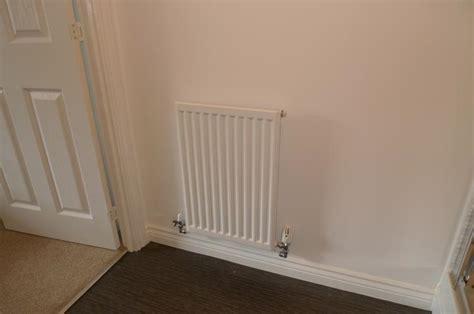 replacing bathroom radiatior  towel rail diynot