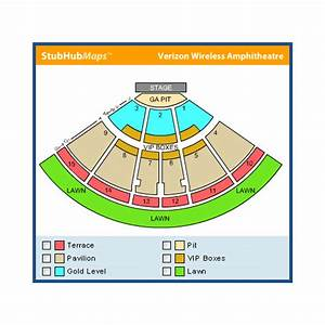 Pnc Pavilion Seating Chart Pnc Music Pavilion Events And Concerts In Charlotte Pnc
