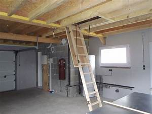 Realiser Un Plancher Bois : pose d 39 un solivage plancher bois multipli et d 39 un ~ Premium-room.com Idées de Décoration