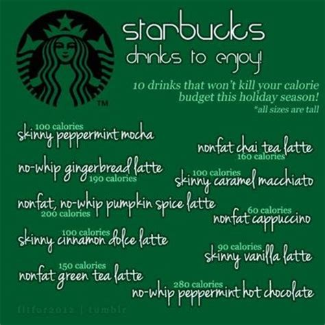 starbucks light menu starbucks light menu i need to find recipes for the