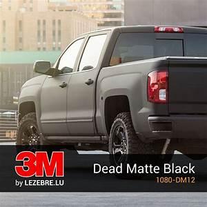 Film Covering 3m : film covering dead matte black 3m noir mat ~ Melissatoandfro.com Idées de Décoration