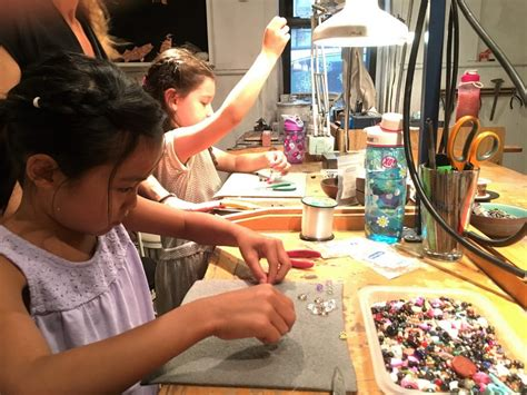 Jewelrymaking Classes For Kids  Wee Westchester