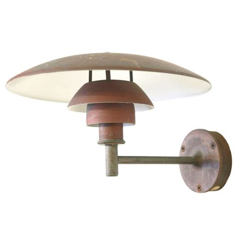1stdibs copper wall light by poul henningsen ph4 5 3