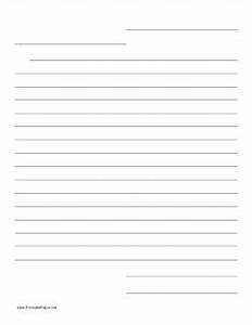 friendly letter writing template pdf template