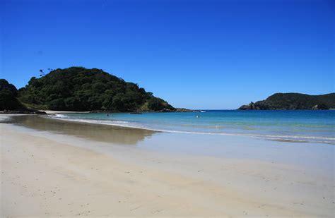 coastal shower maitai bay conservation csite karikari peninsula