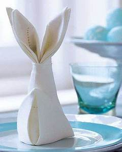 Servietten Falten Frühling : servietten falten zu ostern osterhase f r den tisch ostern fr hling pinterest pliage ~ Eleganceandgraceweddings.com Haus und Dekorationen