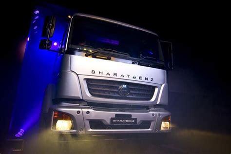 Bharat Benz Pics