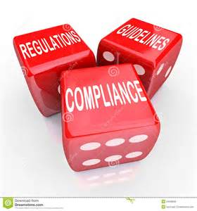 Compliance Laws Regulations Rules
