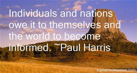paul harris quotes image quotes  relatablycom