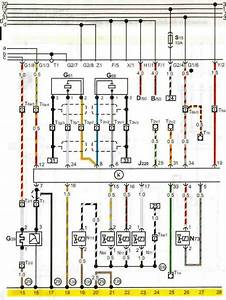 Vw Passat B3  U0026 B4 Wiring Diagrams