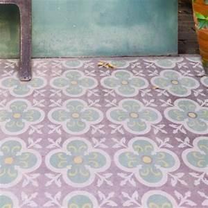 Fliesen Küche Boden : happy daze fliesen wand boden m bel schablone mediterrane marokkanische small a4 ~ Sanjose-hotels-ca.com Haus und Dekorationen