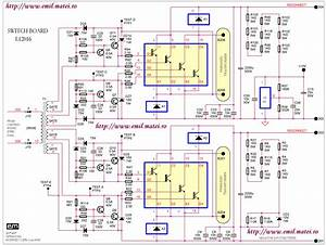 Schematic Diagram Of Inverter Welder Circuit And