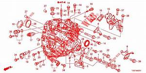 Transmission Case  Type R  For Honda Cars Civic Type R 5