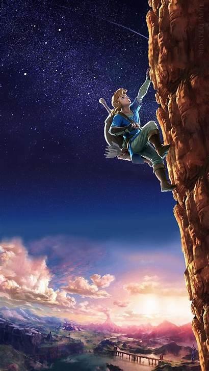 Zelda Phone Wallpapers Wild Breath Imgur Background