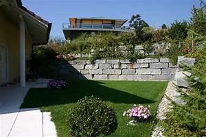 Gartengestaltung Böschung Gestalten : hangg rten kreativ gestalten galanet ~ Markanthonyermac.com Haus und Dekorationen