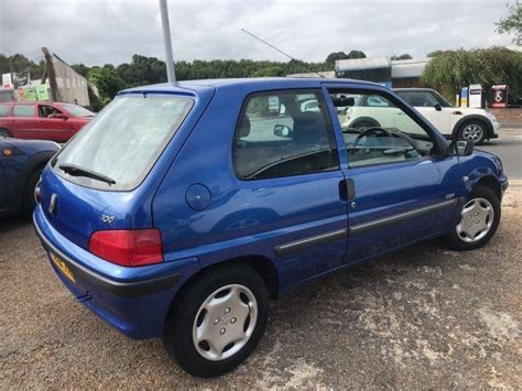 Peugeot 106 2002 In Tunbridge Wells Fridayad