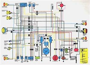 1980 Yamaha Xs1100 Wiring Diagram  U2013 Vivresaville Com
