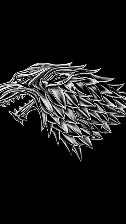 Thrones Stark Wallpapers Simple Iphone Background Mobile